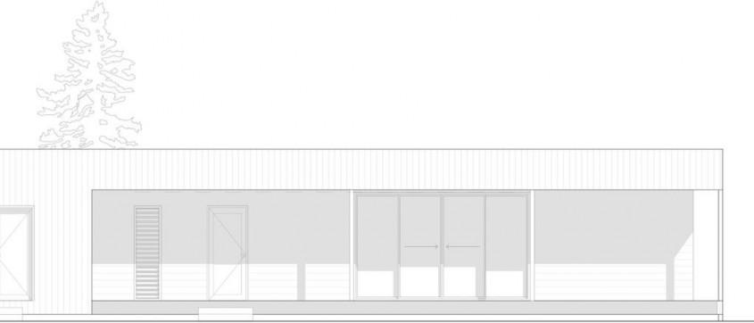 Planuri - Casa de vacanta construita in doar sase saptamani