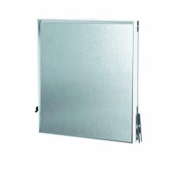 Usita vizitare metalica cu magnet montaj in faianta 200*200mm - Usite de vizitare