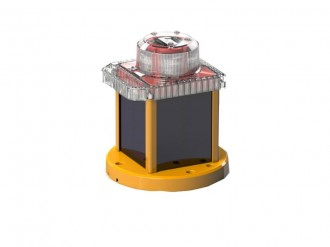 Baliza solara tip low intensity OL 800 - Balize solare