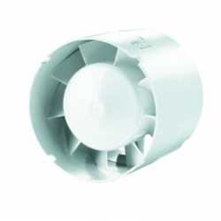 Ventilator axial de tubulatura diam 148mm - Ventilatie casnica ventilatoare axiale in linie