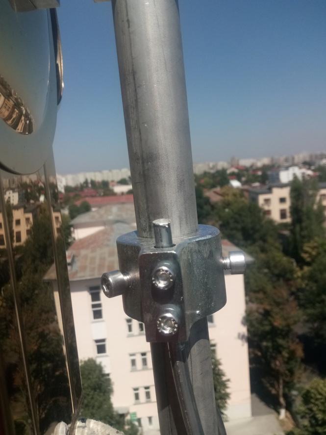 Instalarea echipamentelor de protectie impotriva trasnetului - tip PDA - Instalarea echipamentelor de protecție împotriva trăsnetului