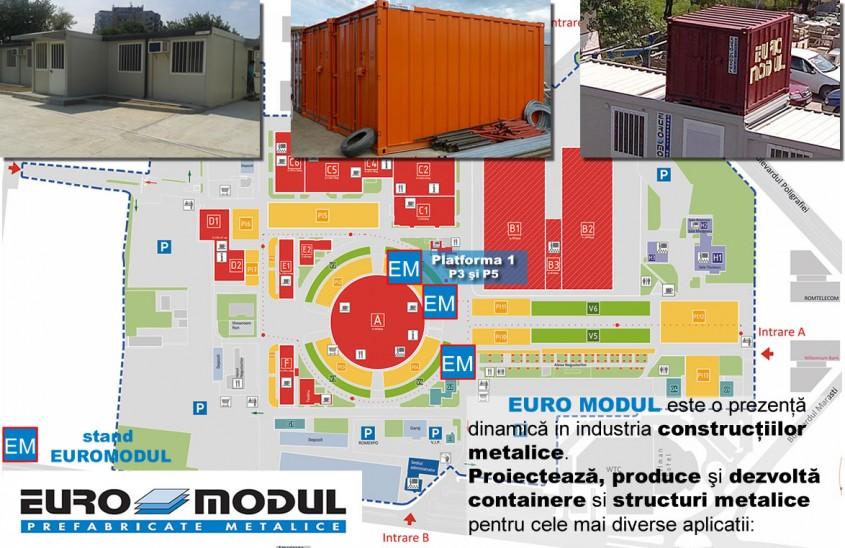 Euro Modul @ Construct Expo 2016 - Euro Modul @ Construct Expo 2016