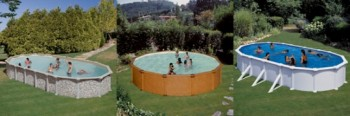 Piscina supraterana Dream Pool - Piscine Monobloc