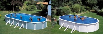 Piscina supraterana Dream Pool Top - Piscine Monobloc