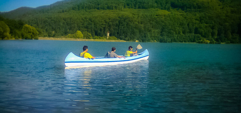 canoe - Barci pescuit
