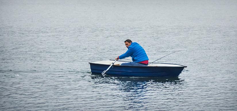 Tiny - Barca de agrement si pescuit - Barci pescuit