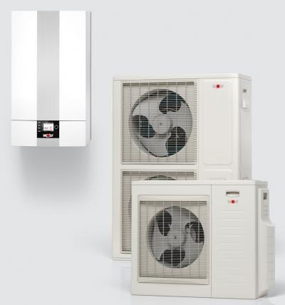 Incalzire si racire in pardoseala cu pompa de caldura - Incalzire si racire in pardoseala cu pompa de caldura