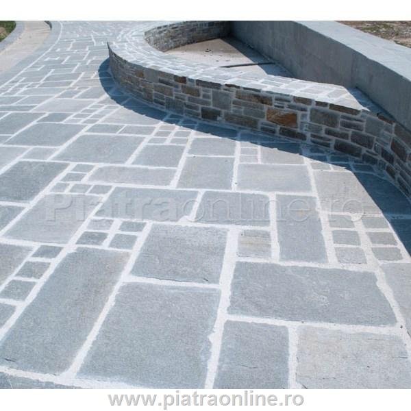 Piatra_Naturala_French_Pattern_Kavala_23 - Amenajarea terasei: piatra naturala pentru pardoseala