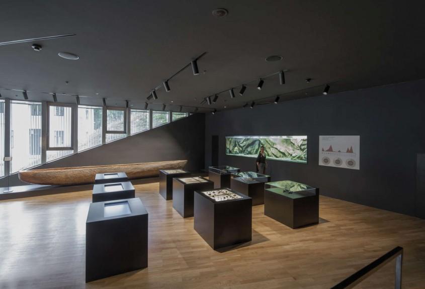 Proiectul Muzeului Culturii Vucedol din Vukovar Croatia - Arhitecti din Austria Croatia Grecia Romania si Turcia