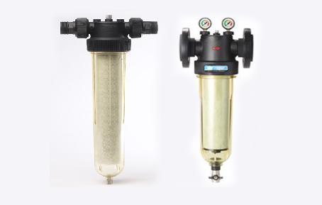 Filtrele Cintropur NW25 NW32 NW500 NW650 NW800 - Importanta filtrelor de sedimente in instalatia de alimentare
