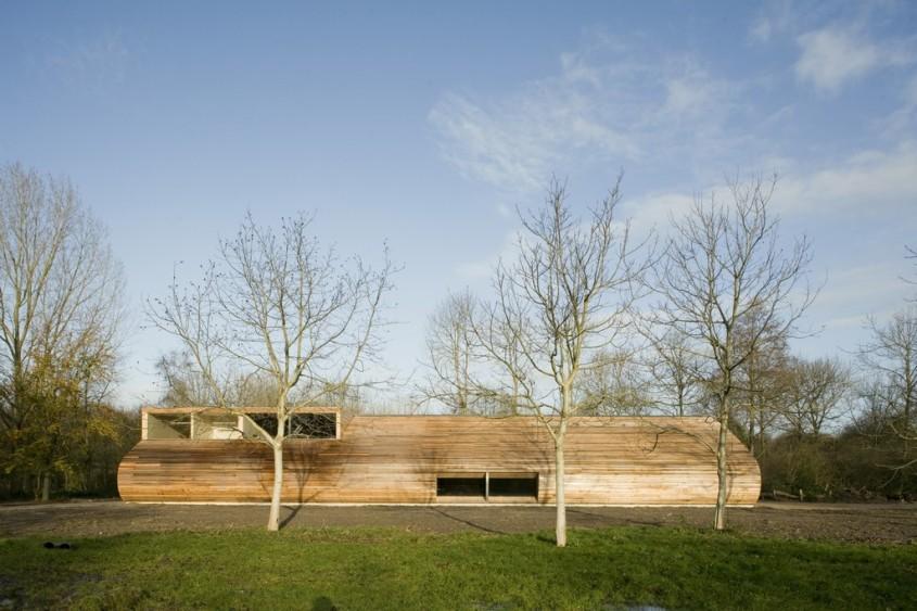Ferma de oi - Bas ten Brinke - arhitectul din Amsterdam care vede clientul ca sursa