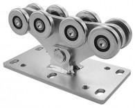 Sistem pentru porti autoportante SPEED M - Sisteme si accesorii pentru porti autoportante