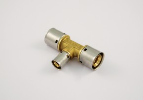 Racorduri de presare pentru tub - 1707R - Racorduri presare pentru tevi Pex