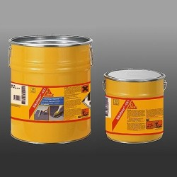 Amorsa bicomponenta epoxidica - Hidroizolatii cu membrane lichide pentru poduri