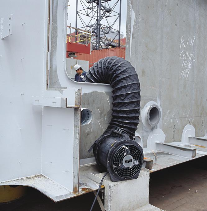 Ventilator antiexplozii Heylo 4200EX - Ventilatoare antiexplozie de la HEYLO