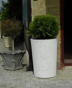 Jardiniera Fi 48-58 - Ghivece din beton
