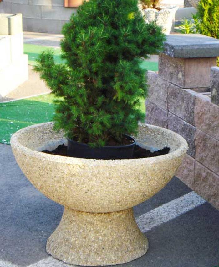 Jardiniere si ghivece decorative prefabet for Jardiniere decorative