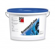 Vopsea acrilica - GranoporColor - BAUMIT - Vopsele de exterior pe suport mineral