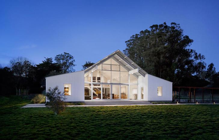 Gandita ca ferma, o casa din California impresioneaza prin designul contemporan - Casa din California