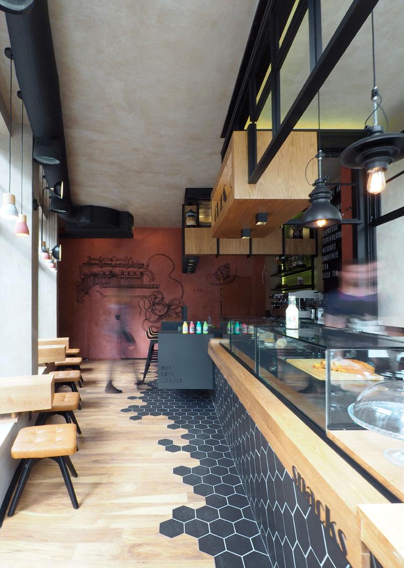 Cups Nine  - 14 cafenele care-ti dovedesc frumusetea design-ului creativ
