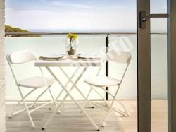 Set masa si scaun Aruba T 433 - Mobilier pentru terase