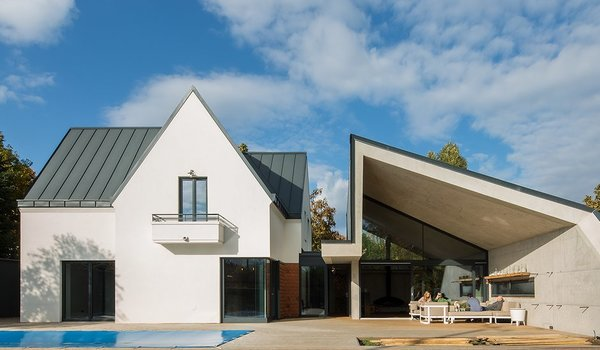 Casa Origami - Premiile Bienalei Nationale de Arhitectura editia a-12-a, 2016