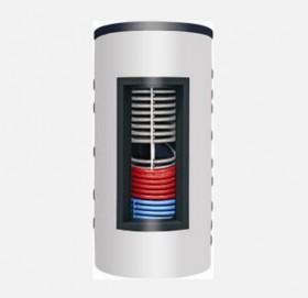 Buffer combinat HYG-R cu serpentina pentru prepararea apei calde menajere - Buffere pentru apa calda