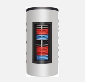 Buffer combinat HYG-R2 cu serpentina pentru prepararea apei calde menajere - Buffere pentru apa calda