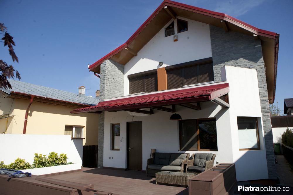 Zece idei pentru peretii exteriori for Design exterior fatade case