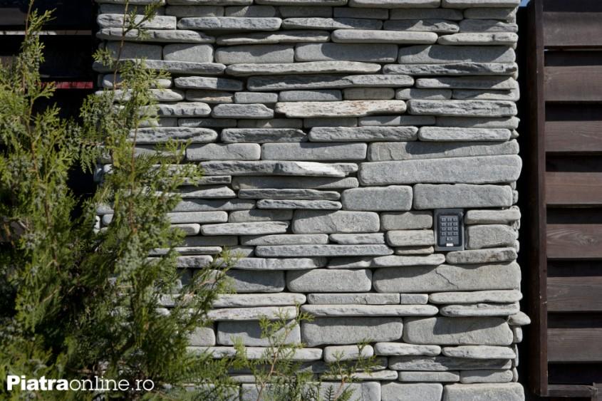 Zece idei pentru peretii exteriori - Zece idei pentru peretii exteriori