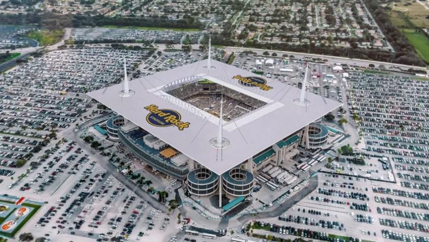Stadioane pentru Super Bowl ale trecutului prezentului și viitorului - Stadioane pentru Super Bowl ale trecutului