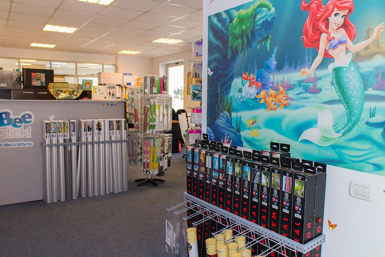 ShowRoom / Magazin BeeStick Parc Carol Bucuresti - ShowRoom / Magazin BeeStick Parc Carol Bucuresti