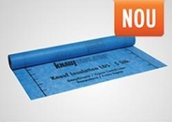 LDS 5 Silk - Membranele LDS de la Knauf Insulation pentru izolarea acoperisurilor inclinate