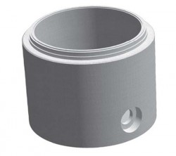 Elementul de baza - Varianta constructiva baza circulara - Elemente camine de vizitare din beton