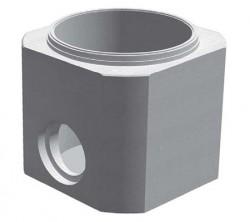 Element baza tesita - Elemente camine de vizitare din beton