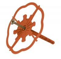 Dibluri StarTrack orange - Accesorii pentru sisteme termoizolante - dibluri