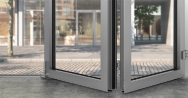 Roto Patio Fold - Feronerie premium pentru sisteme armonice-culisante ample  - Mecanisme pentru usi de balcon si terasa
