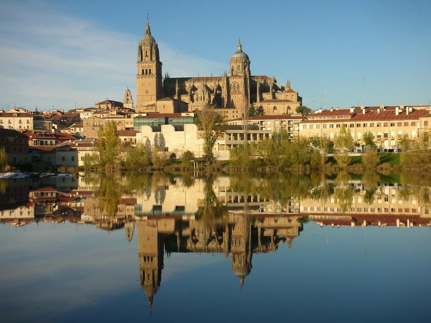 Salamanca - 10 orase medievale din Europa ce par desprinse din basme