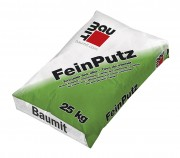 Tencuiala fina alba - Tinci de interior FeinPutz - BAUMIT - Gleturi si tencuieli fine