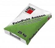 Tencuiala fina alba - Tinci de exterior FeinPutz Aussen - BAUMIT - Gleturi si tencuieli fine
