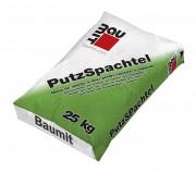 Masa de spaclu pentru tencuieli - tinci PutzSpachtel - BAUMIT - Gleturi si tencuieli fine