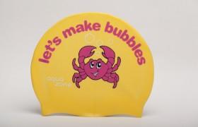 Casca de inot pentru copii - Bubbles Crab - Casti de inot pentru copii - Bubbles