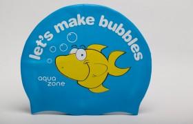 Casca de inot pentru copii - Bubbles Fish - Casti de inot pentru copii - Bubbles
