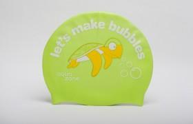 Casca de inot pentru copii - Bubbles Turtle - Casti de inot pentru copii - Bubbles