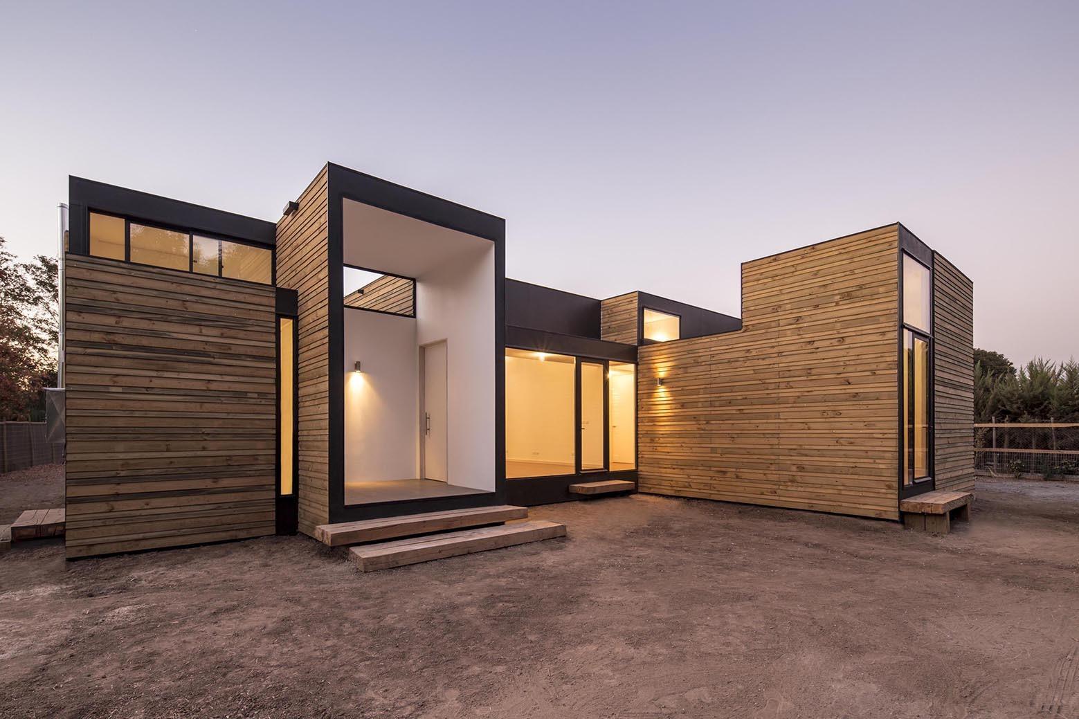 Locuinta sipm3 o casa din panouri prefabricate dar cu for Sips home