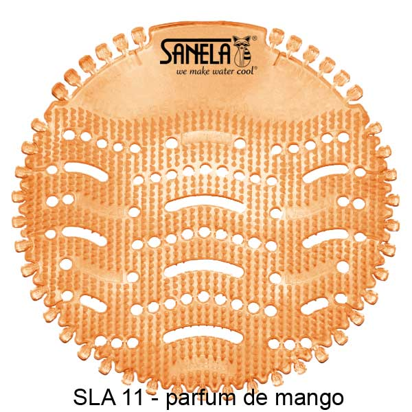 SLA-11 - Site din plastic pentru pisoare cu pastila odorizanta