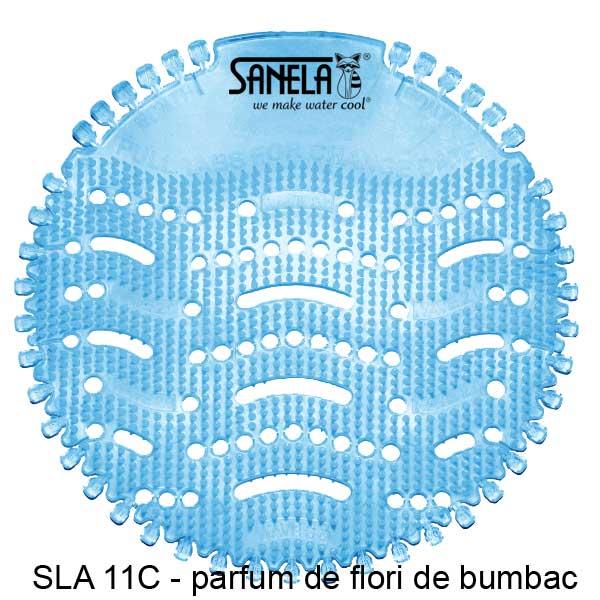 SLA-11C - Site din plastic pentru pisoare cu pastila odorizanta
