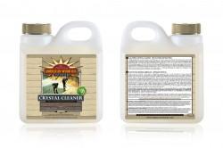 Solutie pentru curatarea tuturor suprafetelor exterioare din lemn CRYSTAL CLEANER Exterior Cleanser - Solutie pentru curatarea tuturor suprafetelor exterioare din lemn