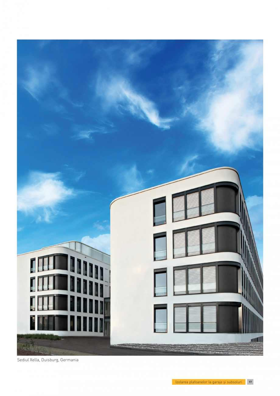 MULTIPOR singura termoizolaţie cu structură solidă din România Pentru clădiri care durează - MULTIPOR singura termoizolaţie