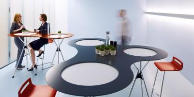 MEET TABLE -  Mese bistro